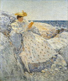 Frederick Childe Hassam, Summer Sunlight, 1832
