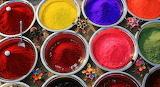 Colors-for-Holi-Festival-in-India