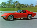 1969 Chevrolet Corvette Stingray Coupe