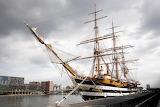 Italian sailing ship Amerigo Vespucci