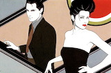 Patrick Nagel Illustration