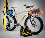 Boo Bicycles Ski Mountaineering Bike