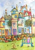 Homes Sweet Homes, Alida Akers