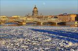 Санкт-Петербург. Ледоход