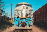 Train Locomotive 9810
