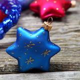 *Little Blue Star...