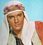 """Elvis Presley in """"Harum Scarum"""""""