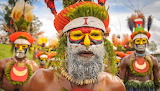 Papua New Guinea-fascinating country for culture and festivals