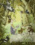 Adrienne Segur, Alice, Tea Party