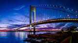 Verrazano Bridge New York City USA