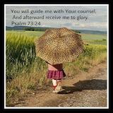 Psalm 73: 24