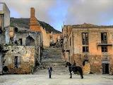 Poggioreale vecchia, the Ghost city!!