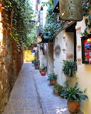 Street in Chania old town
