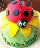 Ladybug @ La Mar de Dulces
