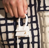 White Jacquemus Handbag