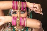 Beautiful indian face