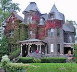 Reynold's mansion Bellefonte PA