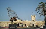 Cádiz, La puerta de Tierra
