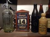 Wallingford Museum Local brewing display