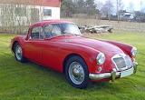 1959 MGA 1500 Goupe