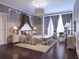Lujoso dormitorio