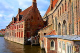 Buildings, Bruges