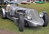Bentley powered by Rolls Royce