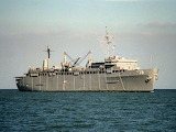 USS Puget Sound (AD-38) Destroyer Tender