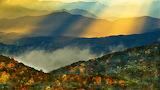 spectacular Smoky mountain,USA