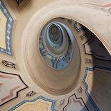 Scala elicoidale - Palazzo Barozzi Vignola Italy