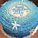 Birthday cake @ Flour & Sun
