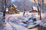 Caída de nieve