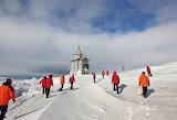 Holy Trinity Church in Antarctica