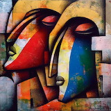 Abstract Faces - Jagannath Paul