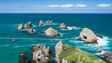 Nugget point new sealand