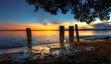 New Zealand Sunrises and sunsets Coast 517252 1280x742