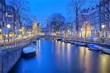 Amsterdam di notte
