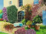 Painting by Janiaczyk