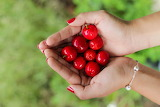 Cherries-hand-Unsplash