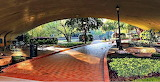Walk Plaza Greeville South Carolina USA