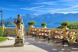 Lago di Como in Italy