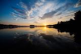 Sweden summer lake2