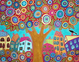 Flowering Tree - Karla Gerard