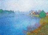 Jean Vollet, Brume sur L'Yonne