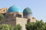 Mausoleum of Khoja Ahmed Yasawi, Turkestan