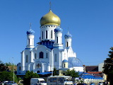 Cathedral of Christ the Saviour, Uzhhorod, Ukraine