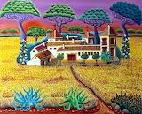 ^ Lola López folk art