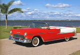 1955 Chevrolet Bel Air 2-door Convertible
