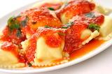 Ravioles-en-salsa-de-pimienta