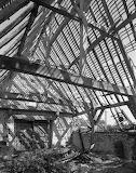 Grange en ruines à Pouligny-Saint-Pierre (Indre-et-Loire)